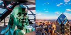 One Liberty Observation Deck(ワン・リバティー)展望台